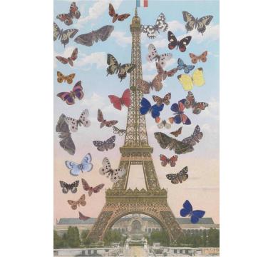 Peter Blake - Eiffel Tower, TAG Fine Arts