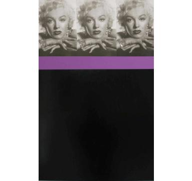 Peter Blake - Marilyn Black, TAG Fine Arts