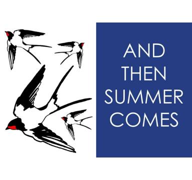 Adam Bridgland - And then summer comes courtesy of TAG Fine Arts