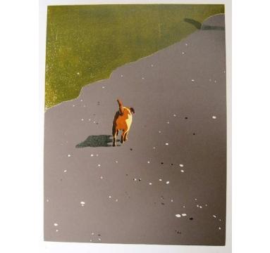 Chris Humphreys - Dog courtesy of TAG Fine Arts