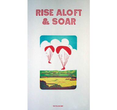 Helen Ingham - Rise Aloft And Soar - courtesy of TAG Fine Arts