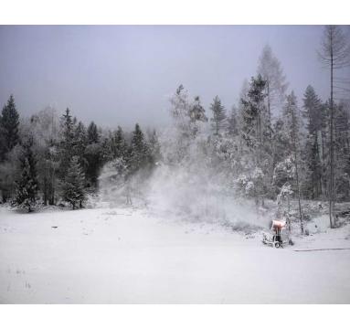 Dede Johnston - Snow Machine - courtesy of TAG Fine Arts