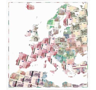 Justine Smith - Euro Europe - Courtesy of TAG Fine Arts