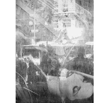 Katsu Yuasa - I will be with you forever #2 - courtesy of TAG Fine Arts