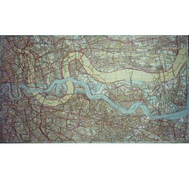 Emma Johnson - Docklands - TAG Fine Arts