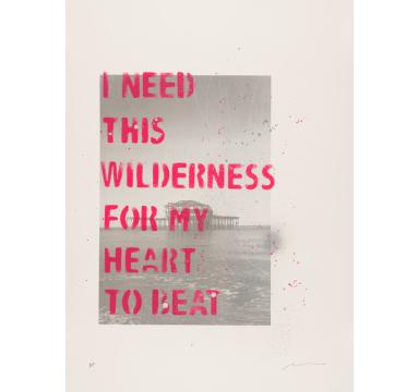 Adam Bridgland - I Need This Wilderness (Brooklyn Bridge) - courtesy of TAG Fine Arts