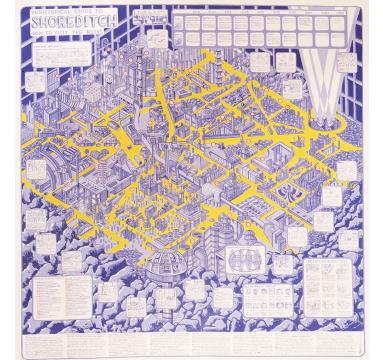 Adam Dant - Shoreditch 3000 - courtesy of TAG Fine Arts