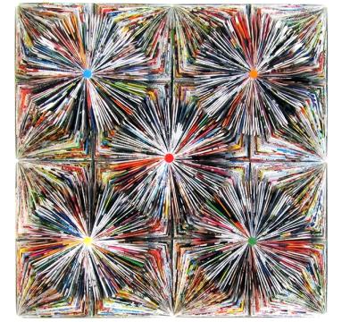 Alberto Fusco - Echoes - courtesy of TAG Fine Arts