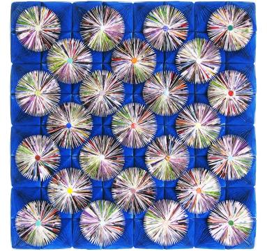 Alberto Fusco - Love Is Blue - courtesy of TAG Fine Arts