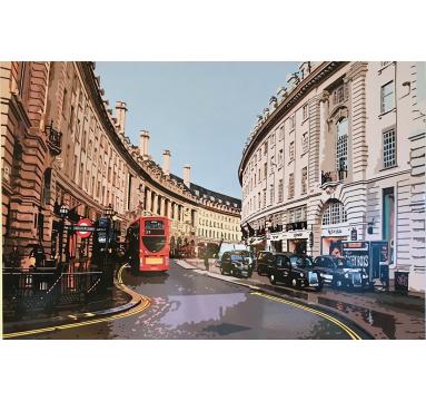 Regent Street II, London