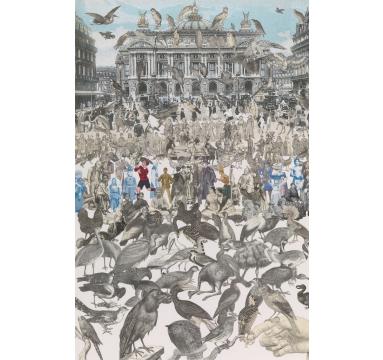Peter Blake - Birds, TAG Fine Arts