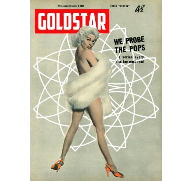 Brett Goldstar - Bernice (Swanson) - courtesy of TAG Fine Arts