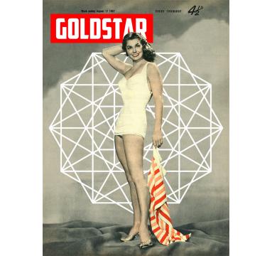 Brett Goldstar - Esther (Williams) - courtesy of TAG Fine Arts