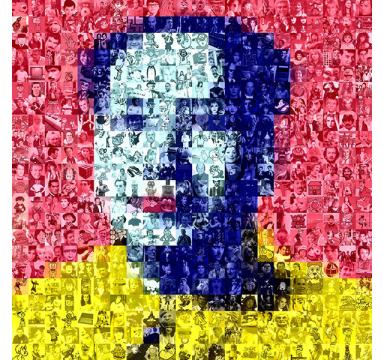 Brett Goldstar - MA08 (Mao) - courtesy of TAG Fine Arts