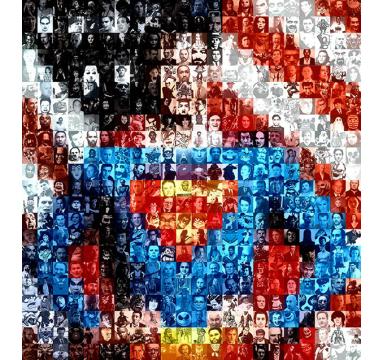 Brett Goldstar - Superbad II (Superman) - courtesy of TAG Fine Arts