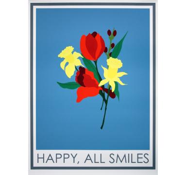 Bridgland - Happy, All Smiles - Courtesy of TAG Fine Arts