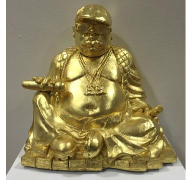 Buddha Smalls Microphone Version (Gold)