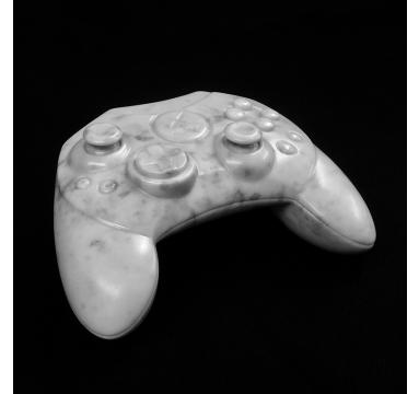 Chris Mitton - Xbox Controller and Xbox - courtesy of TAG Fine Arts