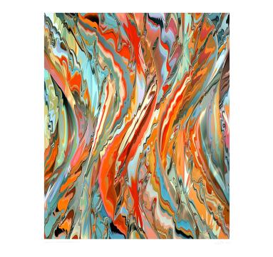 Chuck Elliott - Lyric SV Tangerine Dream - courtesy of TAG Fine Arts