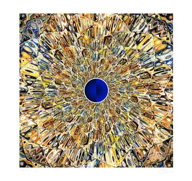 Chuck Elliott - Psych D / Evh - courtesy of TAG Fine Arts