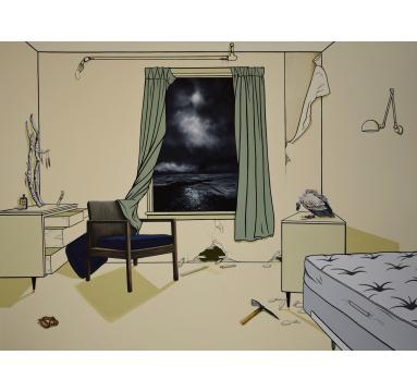 Vanessa Smith - Dark Matter - Courtesy of TAG Fine Arts
