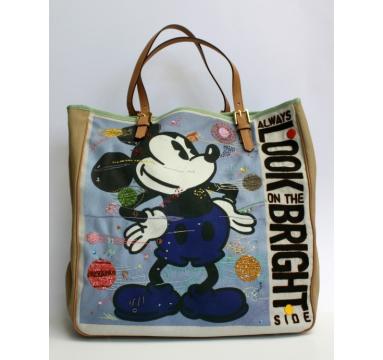 David Spiller - Limited Edition Mickey Handbag Large - courtesy of TAG Fine Arts