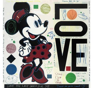 David Spiller - Love (Minnie) - courtesy of TAG Fine Art