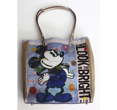 David Spiller - Limited Edition Mickey Handbag Small - courtesy of TAG Fine Arts