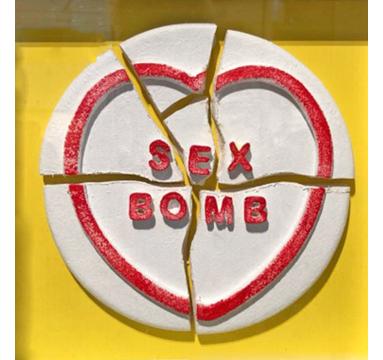 Dean Zeus - Sex Bomb - courtesy of TAG Fine Arts