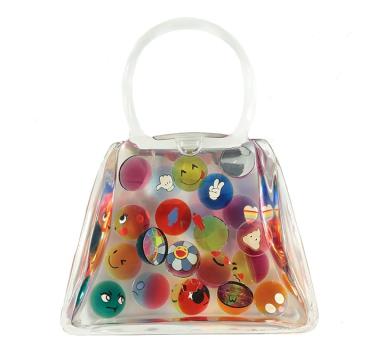 Debra Franses-Bean - Emoji Bag (Front) - courtesy of TAG Fine Arts