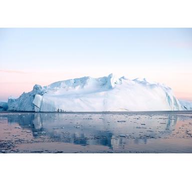 Dede Johnston - Iceberg (Greenland) - courtesy of TAG Fine Arts