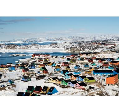 Dede Johnston - Ilulissat (Greenland) - courtesy of TAG Fine Arts