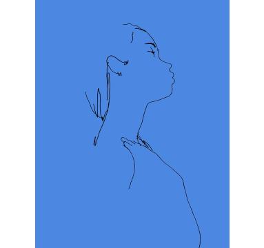 Ed Hodgkinson - B - Looking Up - courtesy of TAG Fine Arts