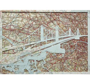 Emma Johnson - Chelsea Bridge - courtesy of TAG Fine Arts