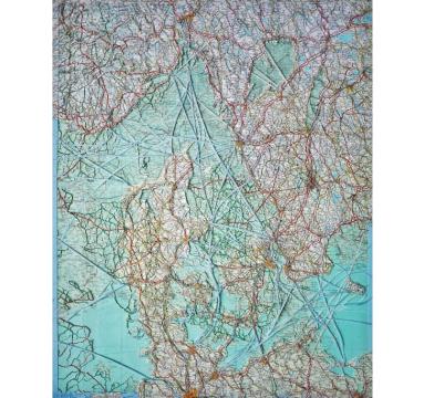 Emma Johnson - Denmark (Northern European Symmetry) - courtesy of TAG Fine Arts