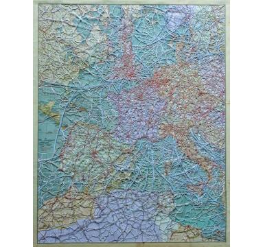 Emma Johnson - European Symmetrey (Europa Series) - courtesy of TAG Fine Arts