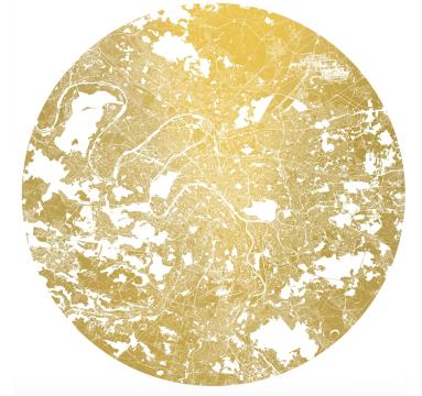 Ewan David Eason - Paris (White) - courtesy of TAG Fine Arts