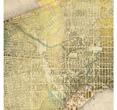 Ewan David Eason - Sacred City - Chelsea Manhattan - courtesy of TAG Fine Arts