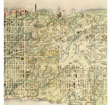 Ewan David Eason - Sacred City - Midtown Manhattan - courtesy of TAG Fine Arts
