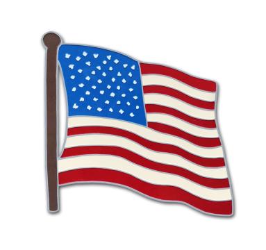 Ryan Callanan - Star Spangled Banner - courtesy of TAG Fine Arts