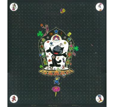 Gonkar Gyatso - Holy Moly III - courtesy of TAG Fine Arts