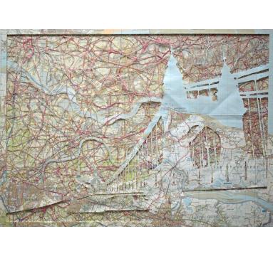 Emma Johnson - Hammersmith Bridge - courtesy of TAG Fine Arts