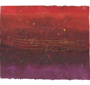 Heidi Whitman - Landing 2 - courtesy of TAG Fine Arts