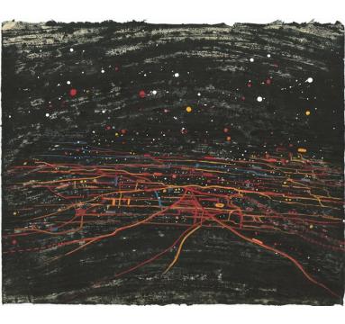 Heidi Whitman - Landing 4 - courtesy of TAG Fine Arts
