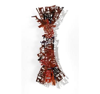 Heidi Whitman - Lost Cities (6) - courtesy of TAG Fine Arts