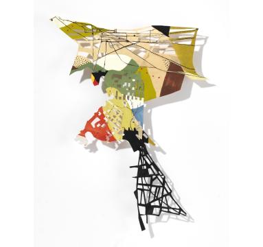 Heidi Whitman - Lost City of B - courtesy of TAG Fine Arts