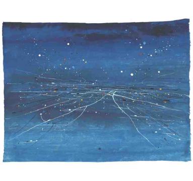 Heidi Whitman - Tink's Night - courtesy of TAG Fine Arts