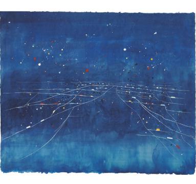 Heidi Whitman - Tink's Path - courtesy of TAG Fine Arts