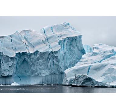 Dede Johnston - Iceberg III - courtesy of TAG Fine Arts