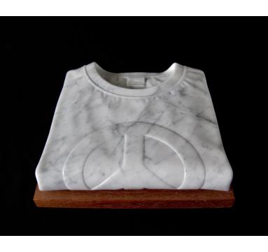 Chris Mitton - Peace T-Shirt - courtesy of TAG Fine Arts